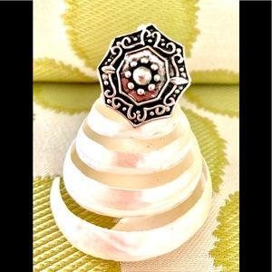 Jewelry - BYZANTINE Silver Statement Ring